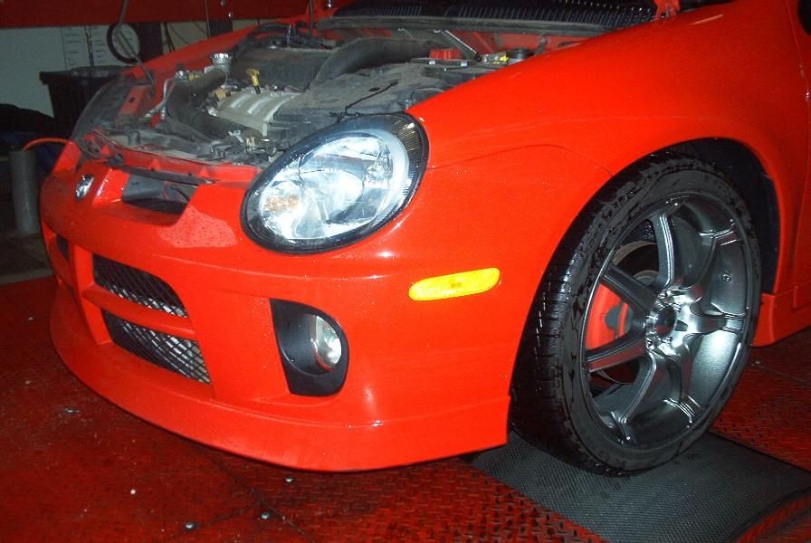 "18"" Konig Reasons (Graphite) - Dodge SRT Forum"