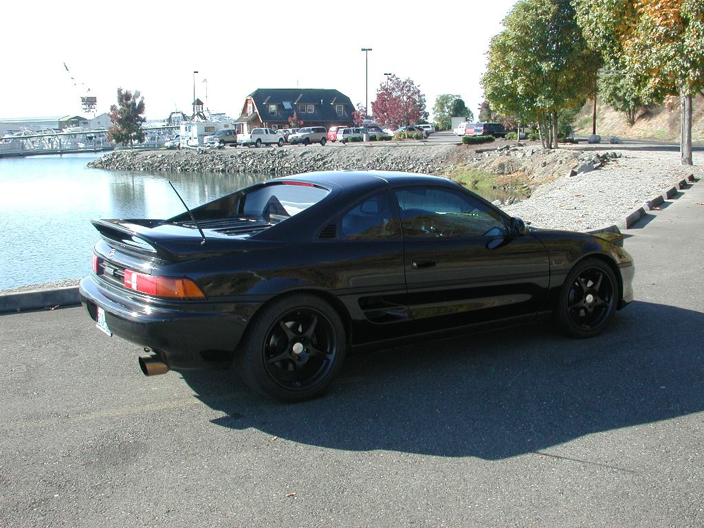 Pat Signorino S Black 1991 Mr2 Turbo